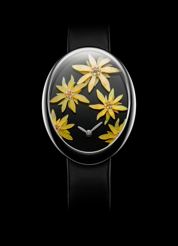 Van 'T Hoff Edelgold Art Watch