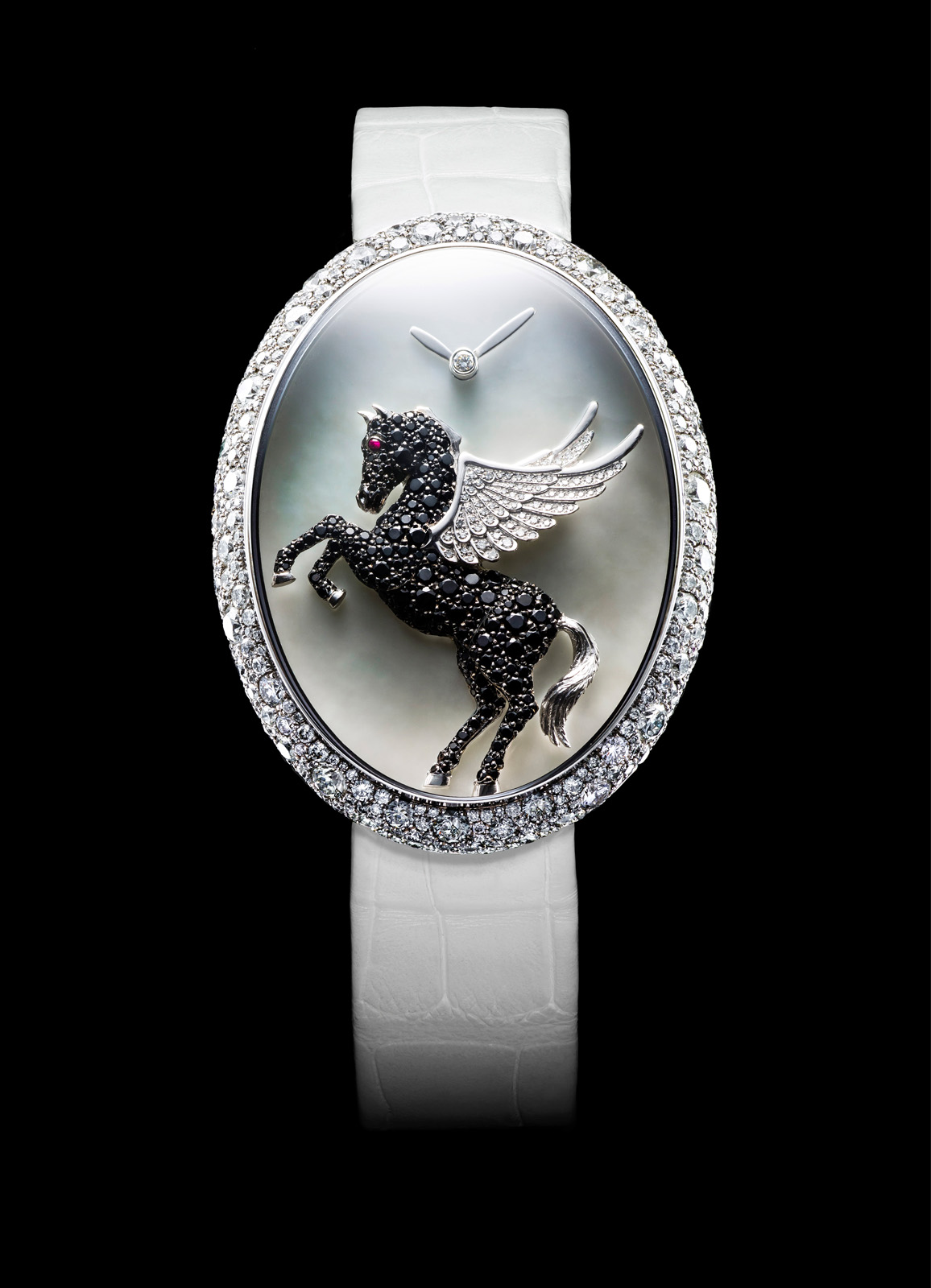 Van 'T Hoff Pegasus Art Watch