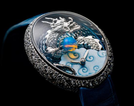 Lady Dragon Swiss Watch by Vanthoff